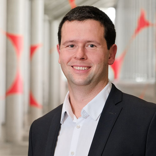 Andreas Vogel, Executive Director of the DCS